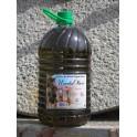 Garrafa de 5 litros variedad arbequina (sin filtrar)