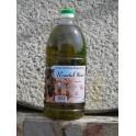 Garrafa de dos litros variedad Arbequina (sin filtrar)