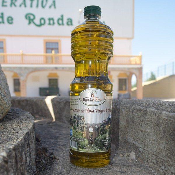 Botella de un litro